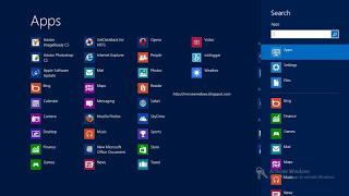 new keyboard shortcut windows 8