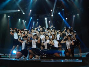 Not Angka JKT48 Ponytail To Shushu