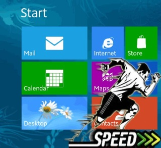 how to speed up windows Mobile 8