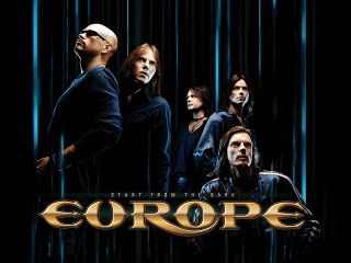 The Final Countdown - Europe notasi lagu