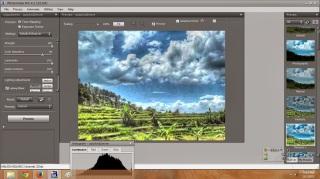Membuat Foto HDR dengan Kamera Prosumer