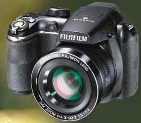Fujifilm Finepix S4500 Detail Spesifikasi