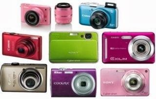 Perbedaan Kamera Pocket, Prosumer, dan DSLR