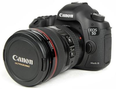 Review dan Harga Canon EOS 5D Mark III Desember 2013