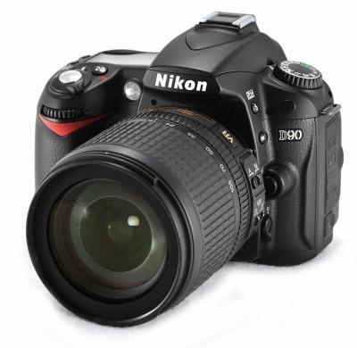Review dan Harga Kamera Nikon D90