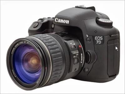 Review dan Harga Kamera Canon EOS 7D januari 2014